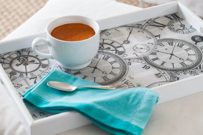 DIY Projects to Make a Serving Tray