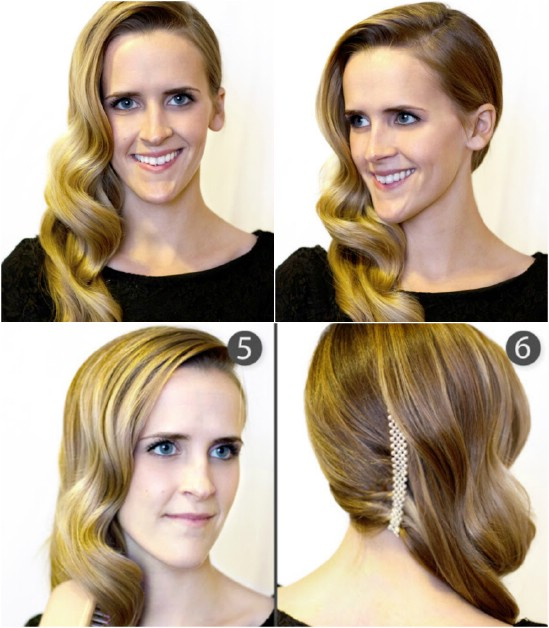 12 Super Cute DIY Christmas Hairstyles for All Lengths - DIY & Craf