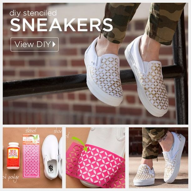 15 Shoe Makeovers For This Spring fashion cute spring beautiful .