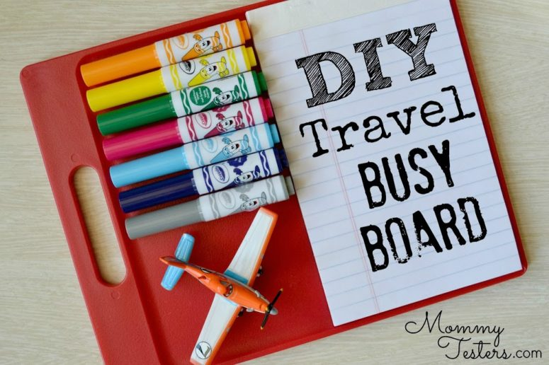 35 Cool And Easy DIY Busy Boards For Toddlers - Shelterne