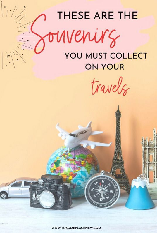 Easy travel souvenirs to collect & how to display them | Travel .