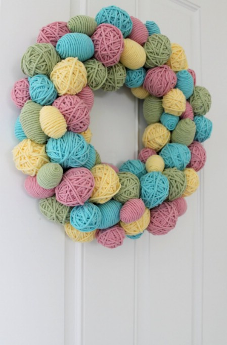 42 Creative DIY Easter Wreath Ideas to Beautify Your Home - DIY .
