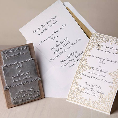 24 DIY Wedding Invitations That Will Save You Mon