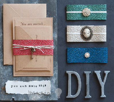 How to Make... Your Own DIY Wedding Stationery | Cheap wedding .