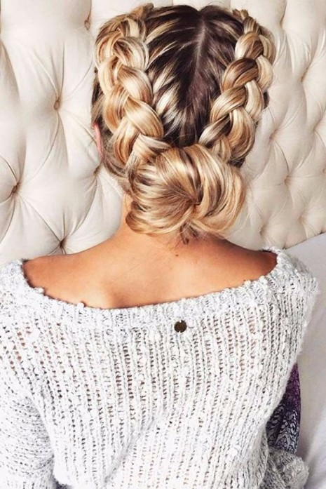 35 Trendy Prom Updos - Hairstyle on Poi