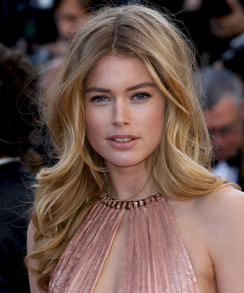 Doutzen Kroes Hairstyles, Hair Cuts and Colo