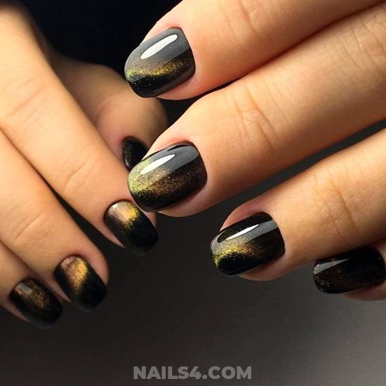 35+ Easy Nail Design Ideas for Party | Simple nails, Simple nail .