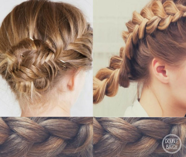 Easy Braid Tutorials for ALL HAIR TYPES - Uplifting Mayh