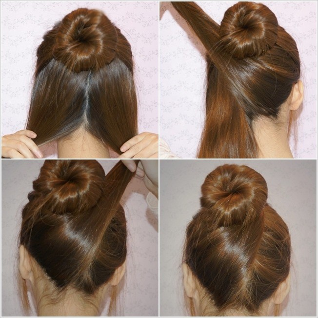 Morning Hairstyles in 5 Minutes – thelatestfashiontrends.c