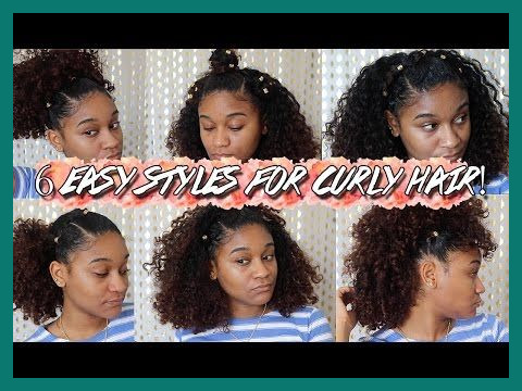 Easy Hairstyles for Naturally Curly Hair 485646 9 Easy Curly .