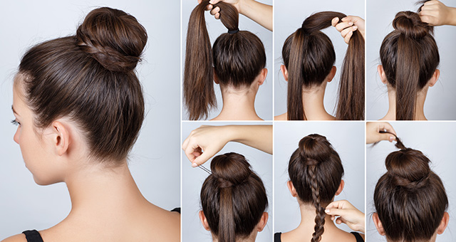 10 Step by Step Hairstyle Tutorials for Easy Hairdos - L'Oréal Par
