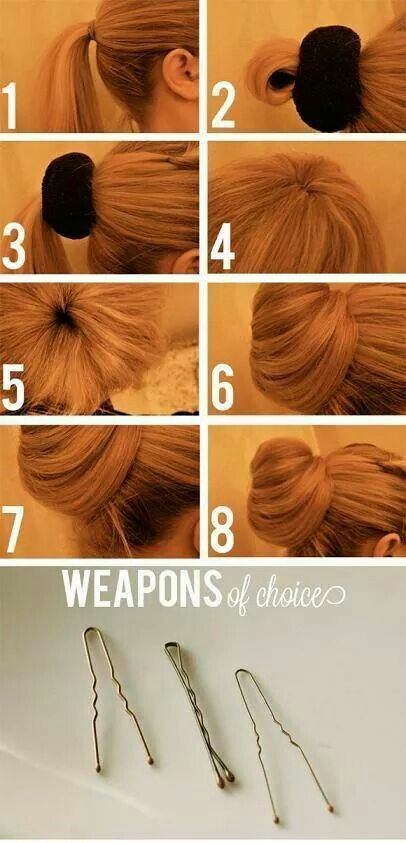 15 Easy Hairstyle Tutorials for Outgoing | Hair beauty:__cat__ .