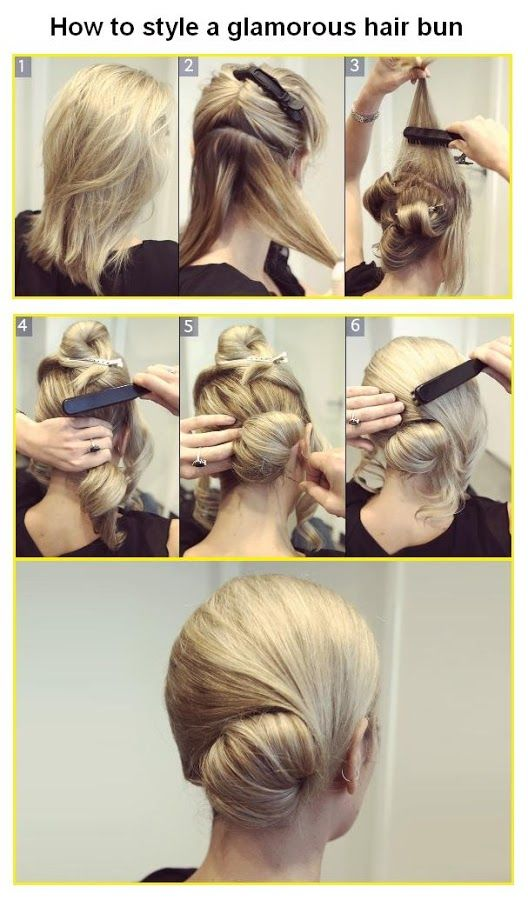 14 Super Easy Hairstyles for Your Everyday Look | Glamorous hair .