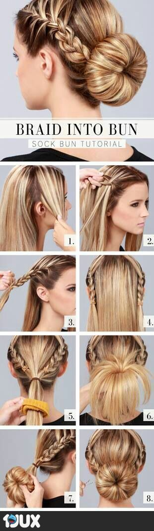 20 Easy Hairstyle Tutorials for Your Everyday Look | lexi | Long .