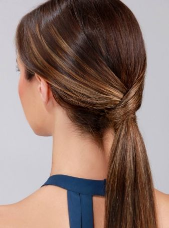 15 SUPER EASY HAIRSTYLES FOR LAZY GIRLS | Interview hairstyles .