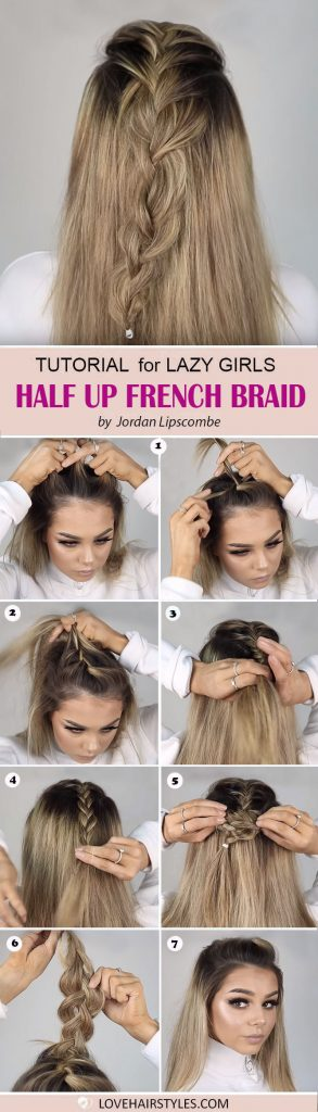10 Perfectly Easy Hairstyles For Medium Hair | LoveHairStyl