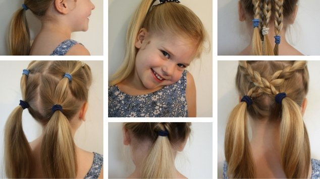 6 Easy Hairstyles For School That Will Make Mornings Simpl