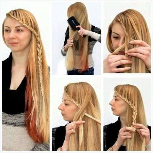 Easy Braided Hairstyles Tutorial: Side Braid Ideas - PoPular Haircu