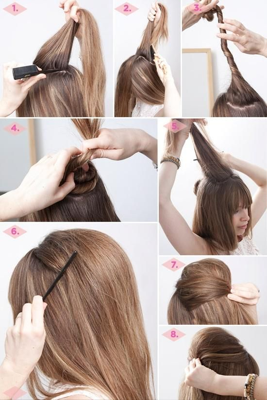 32 Amazing and Easy Hairstyles Tutorials for Hot Summer Days .