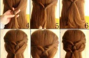21 Simple and Cute Hairstyle Tutorials You Should Definitely Try
