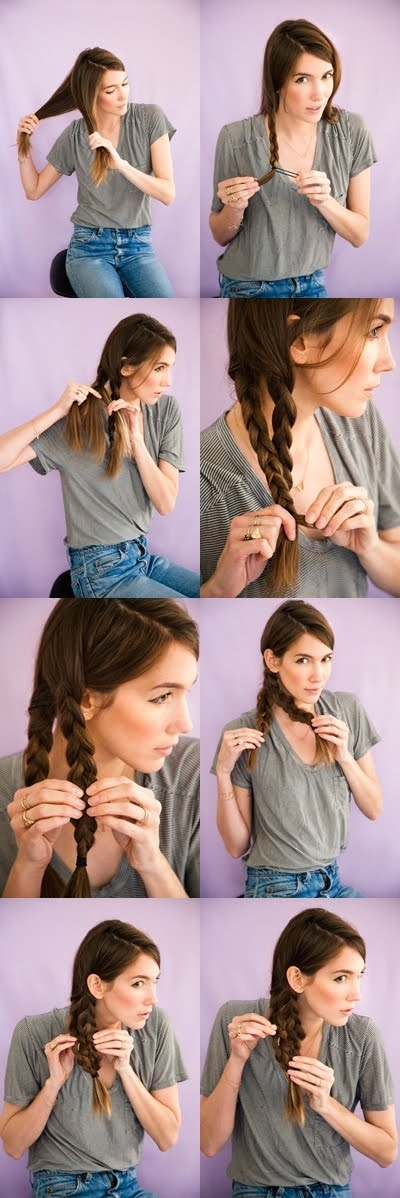 Easy Minute Hair You May Want to Try