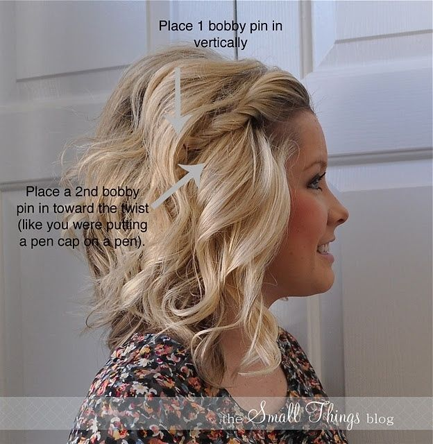 28 Easy 5 Minute Hair You May Want to Try | Medium haare, Frisuren .