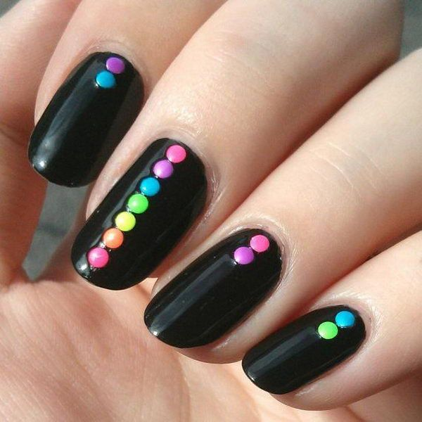 Easy Nail Designs for Beginners. So cute and simple that you can .