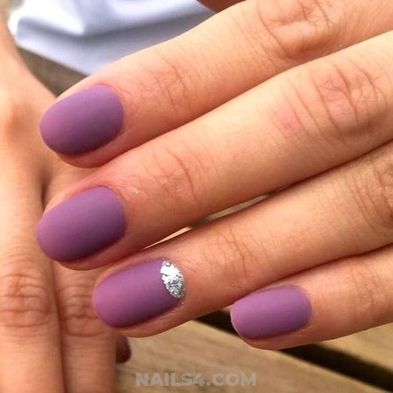 55+ Easy Nail Art Designs For Beginners ⋆ Nail