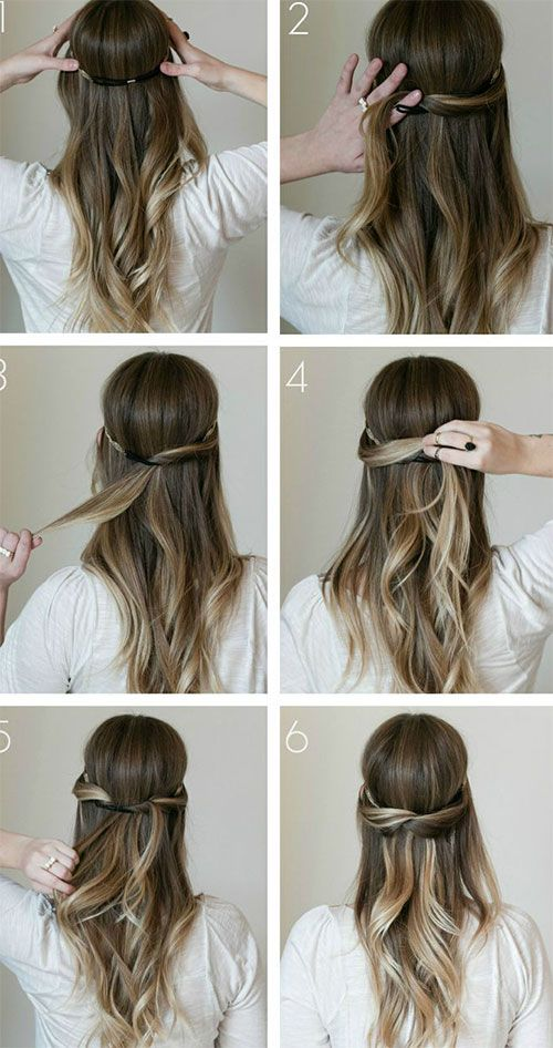 15 Step By Step Summer Hairstyle Tutorials For Beginners .