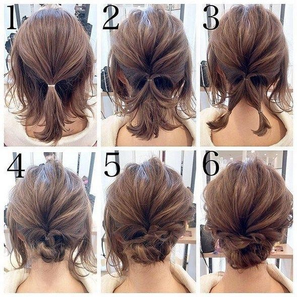 50+ Quick and Easy Step by Step Hair Tutorials for Long, Medium .