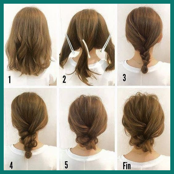 Easy Updo Hairstyles for Medium Hair 394639 60 Medium Hair Updos .