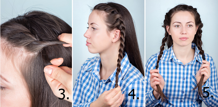 How To Create Festival-Ready No Heat Curls At Home In 9 Steps .