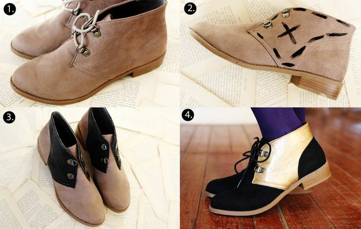 Easy Ways to Have Your DIY Shoes