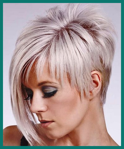 Edgy Haircuts 195982 Trendy asymmetrical Short Edgy Haircuts for .