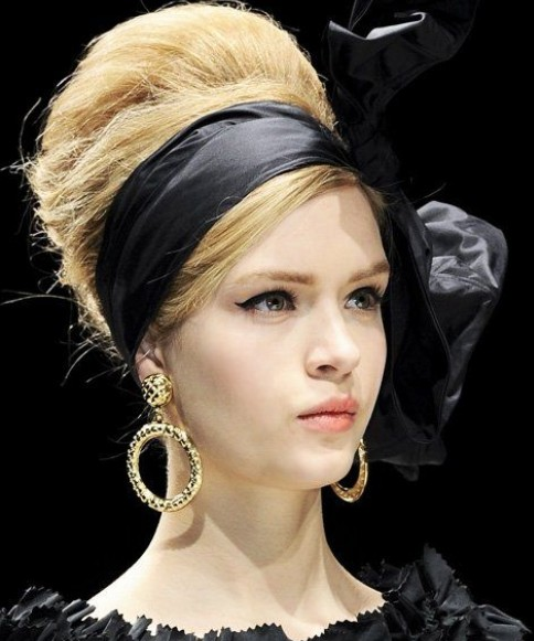 Elegant Beehive Hairstyles for Your Vintage Look - Pretty Desig