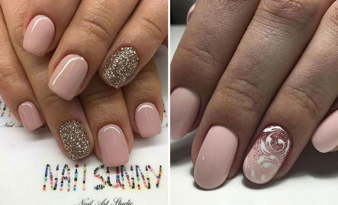 23 Elegant Nail Art Designs for Prom 2018 | StayGl