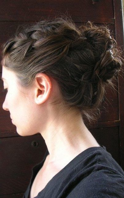 28 Exquisite Braided Hairstyle For Both Long And Short Hair .