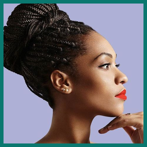 Braided Hairstyles In A Bun 183555 50 Exquisite Box Braids .