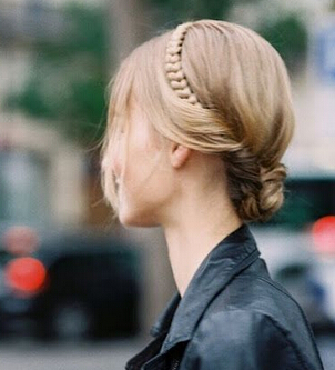 17 Sweet & Exquisite Braided Hairstyles - Pretty Desig