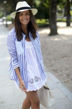 24 Fresh & Fabulous Outfit Ideas for Women Summertime | Spring .
