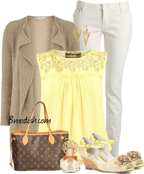Fabulous Spring Polyvore Outfit Ideas You Must See | Polyvore .