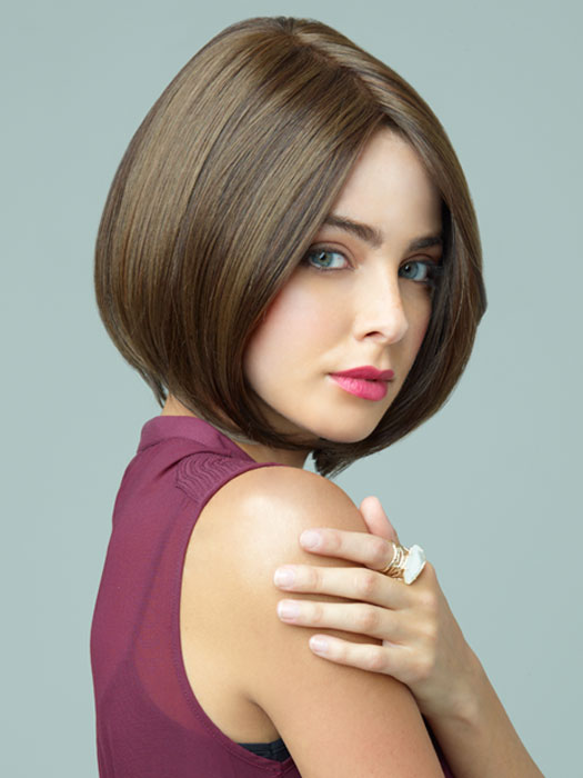 14 Fabulous Short Hairstyles for Round Fac