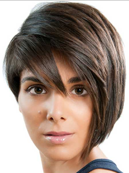 10 Fabulous Short Hairstyles for Fine Hair | Olixe - Style .