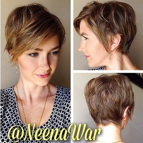 Fabulous Short Hairstyles for Long Face