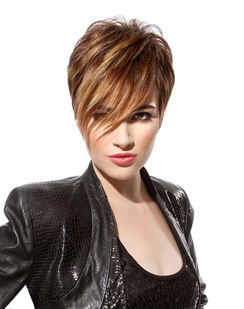 26 Best Short Haircuts for Long Face - PoPular Haircu