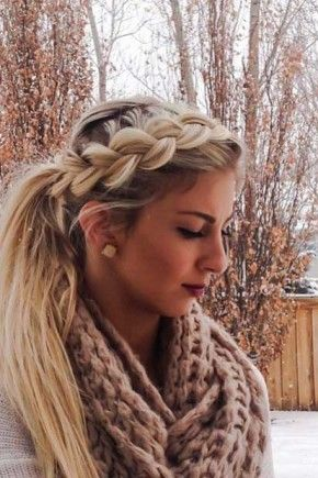 Everyday Ponytail Hairstyles 2015 Fall | Cute ponytail hairstyles .