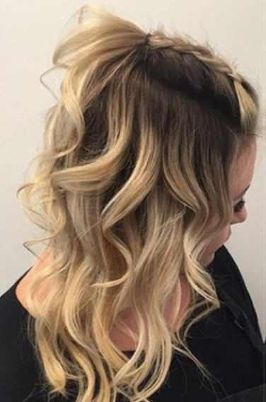 Fall Hairstyle