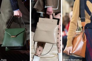 Fall/ Winter 2019-2020 Handbag Trends | Fall handbags, Trendy .