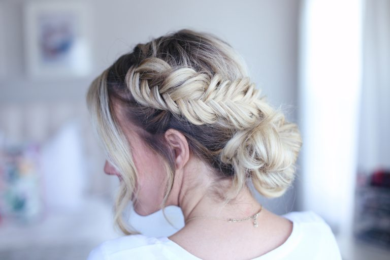 3 Easy Prom Updos - Cute Girls Hairstyl