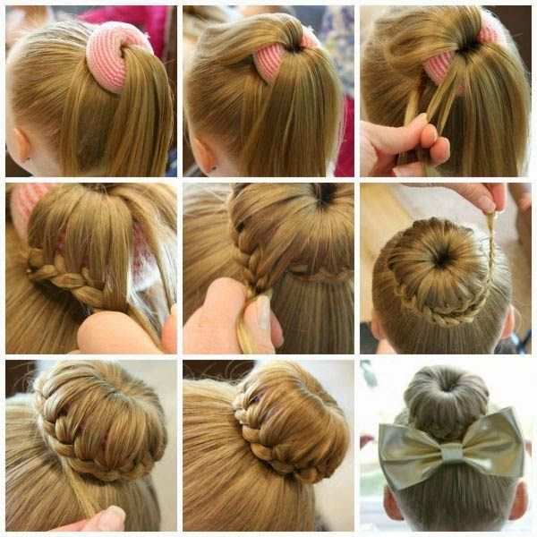 Fancy Bun Hairstyle For Formal Events ~ Entertainment News, Photos .